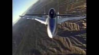 """Turbofan Killer Bee: Rutan ARES """"Mudfighter"""" for U.S. Army Close Air Support"""