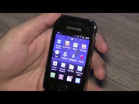 Samsung Galaxy Y S5360 Full Review Video - iGyaan