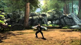 getlinkyoutube.com-Star Wars: The Force Unleashed II - Han Solo Game Play Footage