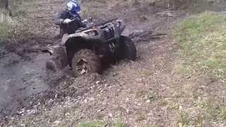 getlinkyoutube.com-Yamaha Grizzly 700