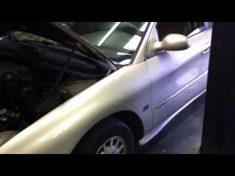 2000 Mercury Sable - Battery Keeps Dying