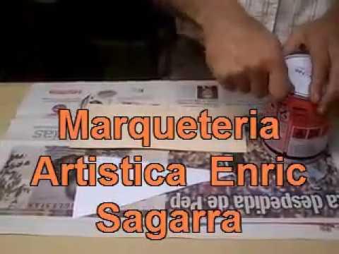 Marqueteria Artistica