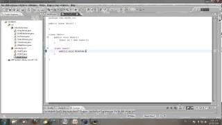Java cơ bản 23: Inner class