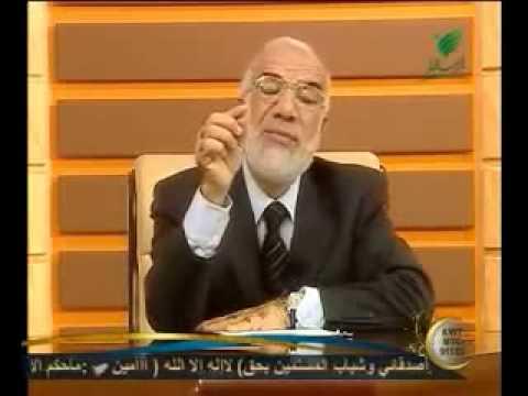 Omar Abdelkafy الأحاديث القدسية 13 عمر عبد الكافي- قال من خشيتك يا ربّ ,لقد كان ذنبي عظيم