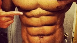 "getlinkyoutube.com-15 min ""ABDOMINAL ASSAULT WORKOUT #6"" How to get a six pack and burn fat FAST (Big Brandon Carter)"