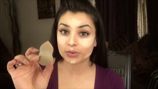 getlinkyoutube.com-Everyday Contouring Tutorial with Drugstore Products