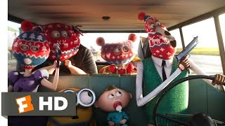 getlinkyoutube.com-Minions (2/10) Movie CLIP - One Evil Family (2015) HD