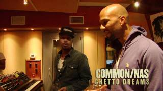 Common ft. Nas - GhettoDreams Trailer