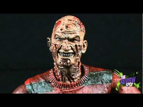 Spooky Spot - Neca Freddy Krueger as seen in A Nightmare on Elm street