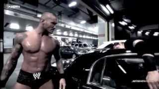 getlinkyoutube.com-Randy Orton vs Wade Barrett - The War