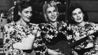 getlinkyoutube.com-The Andrews Sisters - Rum and Coca Cola