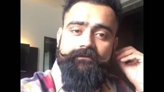 getlinkyoutube.com-Amrit Maan ne  Babbu Mann Nu Sunayia Kharia Kharia  And Keha Main Kise Nu v Copy Ni Karda