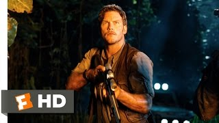 getlinkyoutube.com-Jurassic World (6/10) Movie CLIP - The New Alpha (2015) HD
