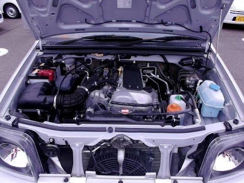 Замена воздушного фильтра на Suzuki Jimny