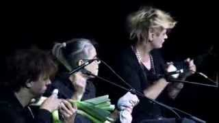 Who says you can't play with food? - The Vegetable Orchestra at TEDxVienna