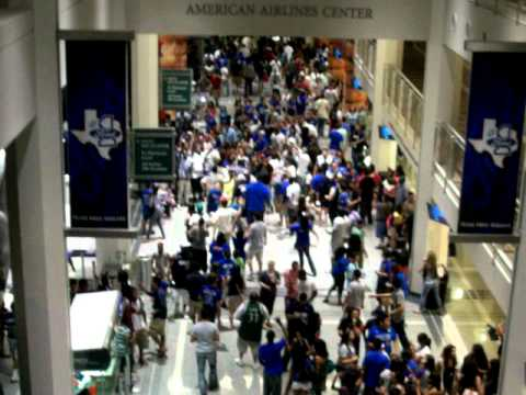 Mavs Fans React After Game 2 NBA Finals Win (AAC Watch Party - Dallas Mavericks vs Miami Heat)