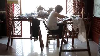 getlinkyoutube.com-Art of Silk - The Making of Our Silk Embroidery Art