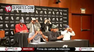 White Sox Signing Day 2015