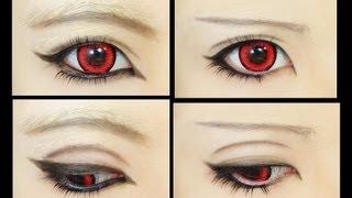 getlinkyoutube.com-How To : Makeup Fix 2 - Male Anime Eye
