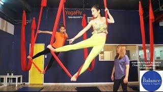 getlinkyoutube.com-คุยกันวันเสาร์ / บินบนผ้า โยคะ ฟลาย (Yoga Fly)