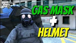 GTA 5 Online How to get Gas Mask all consoles 1.27/1.35