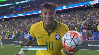 getlinkyoutube.com-Neymar vs USA (Away) 15-16 HD 720p (08/09/2015)