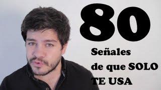 getlinkyoutube.com-80 Señales de que SOLO TE USA | Benshorts
