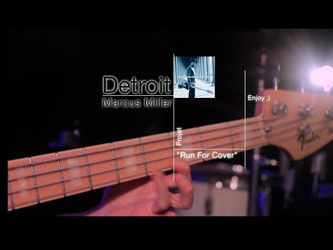Detroit - Marcus Miller (multi cover)
