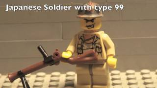 getlinkyoutube.com-My Lego WWII Creations