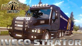 getlinkyoutube.com-Euro Truck Simulator 2 IVECO STRATOR
