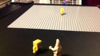 getlinkyoutube.com-Lego Spongebob Back to the Beginning