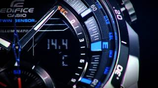 getlinkyoutube.com-Casio - EDIFICE ERA-300DB