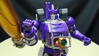 getlinkyoutube.com-DX9 TYRANT (Masterpiece Galvatron): EmGo's Transformers Reviews N' Stuff