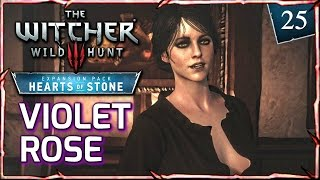 Witcher 3: HEARTS OF STONE ► Violet Rose, the Tragedy in the Painted World #25