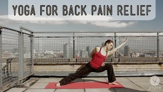 getlinkyoutube.com-Lower back pain relief Yoga Routine: Spinal Tonic (intermediate level)