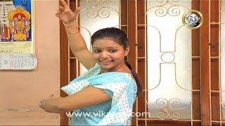 Deepa breaks into a cute dance