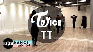 "getlinkyoutube.com-Twice ""TT"" Dance Tutorial (Pre-Chorus, Chorus)"