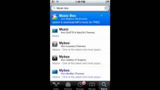 getlinkyoutube.com-Music box from cydia