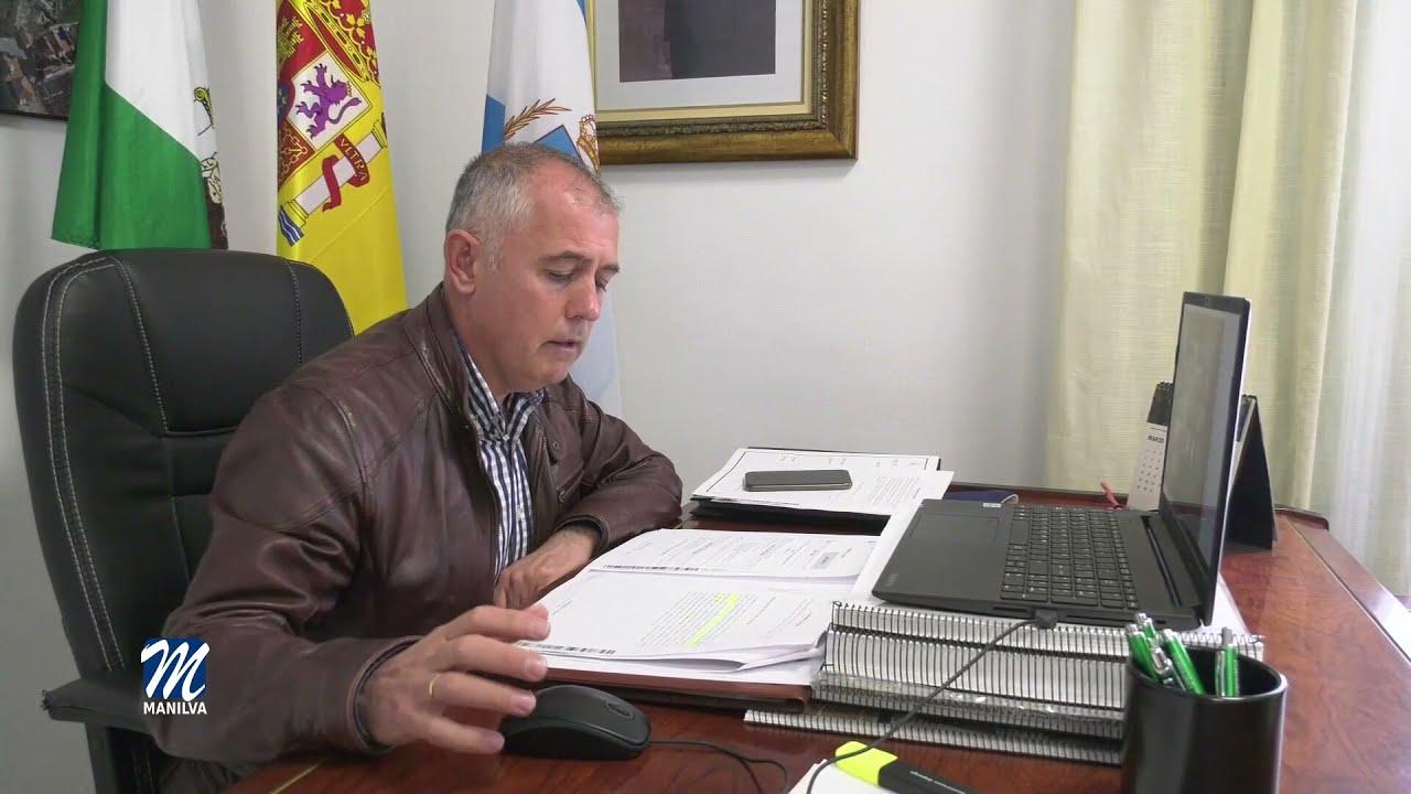 Pleno extraordinario en el Ayuntamiento de Manilva