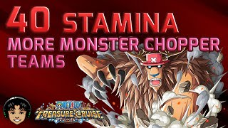 getlinkyoutube.com-Even More Monster Chopper 40 Stamina Walkthroughs [One Piece Treasure Cruise]