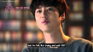 getlinkyoutube.com-[Engsub] SMTOWN THE STAGE preview - Boy's Day Suho cut
