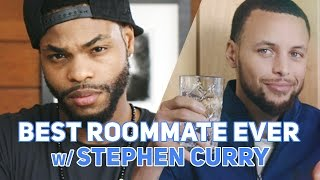 Best Roommate Ever! Stephen Curry Rap by KingBach (Music Video)