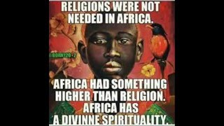 The Afrikan God - Kabu Maat Kheru & Prof. James Small - Irie fm