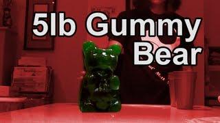 getlinkyoutube.com-5lb Gummy Bear Challenge