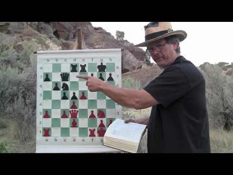 Chessercise #20 Already! PART 2 of the Importance of FIGHTING for the Center of the Board
