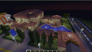 getlinkyoutube.com-minecraftสอนสร้างบ้านหรูตอนที่ 4 เป็นอันว่าจบ