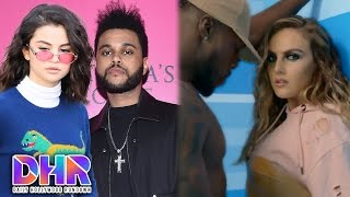 getlinkyoutube.com-Selena SECRETLY Reunites with The Weeknd - Little Mix's SEXY Video Disses Zayn?! (DHR)