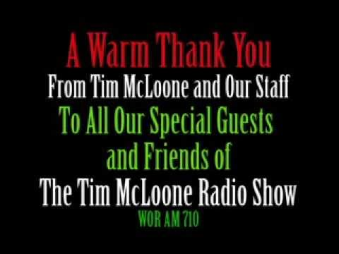 Tim McLoone Radio Show welcomes Jon Roos as Kermit the Frog