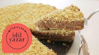 getlinkyoutube.com-Nutellalı Cheesecake Tarifi - İdil Tatari - Yemek Tarifleri