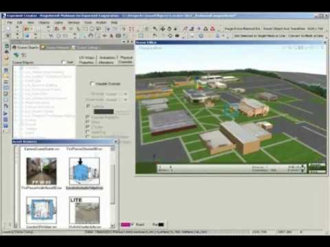 Esperient Creator And Google SketchUp